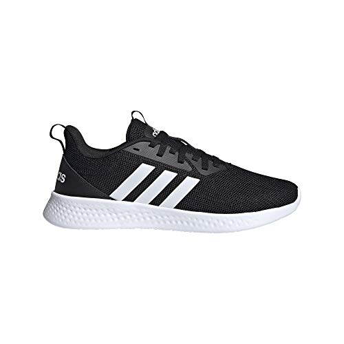 adidas Puremotion Men, Zapatillas Hombre, NEGBÁS/FTWBLA/Gricin, 43 1/3 EU