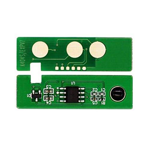 Accesorios de Impresora CLT-K404S CLT-C404S CLT-M404S CLT-Y404S CLT-404 CLT 404 Chip de Cartucho de tóner Apto para Samsung SL-C430 C430W C480W C480FN C480FW Reset. (Color : CLT K404S)