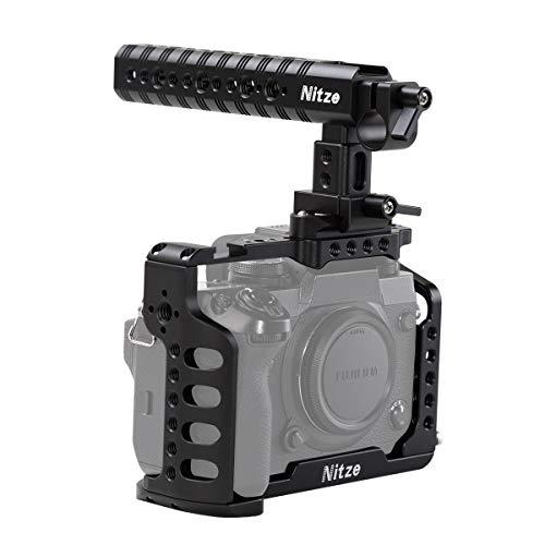 Nitze Jaula para cámara Fuji X-H1