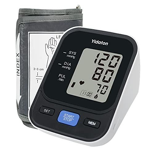 Blood Pressure Monitor Upper Arm Digital Automatic Blood Pressure Machine...