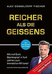 Alex Fischers Buch gibt es jetzt auch bei Amazon!
