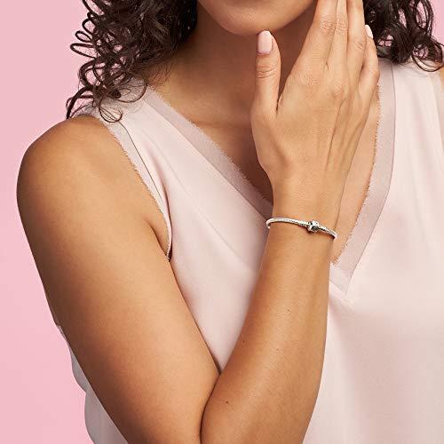 Pandora - Bracciale Donna, Argento Sterling 925, 18 cm