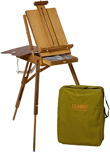 Hot Sale Martin Jullian Classic-Style Full Size Wooden French Sketch Box Easel