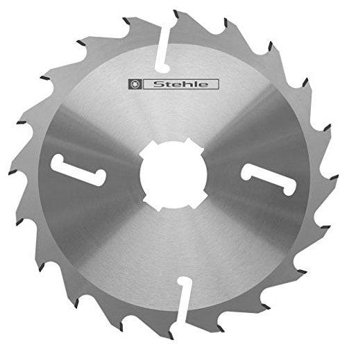 Stehle HW (HM) LWR - Disco de sierra circular, dentado plano