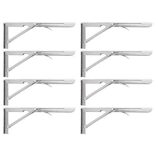18 folding shelf bracket - 6