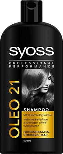 SYOSS Shampoo Oleo 21, 1er Pack (1 x 500 ml)