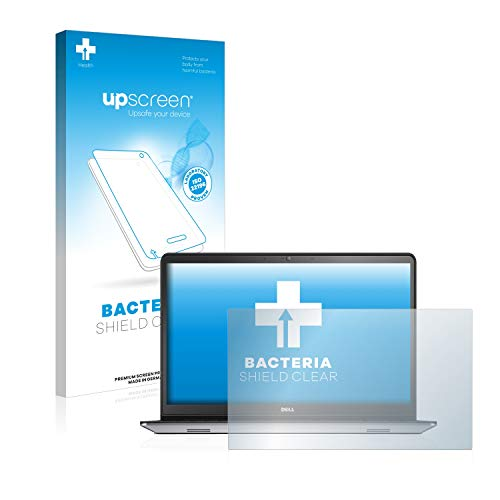 upscreen Screen Protector compatible with Dell Inspiron 15 7548 Anti-Bacteria Protection Film - Anti-Scratch