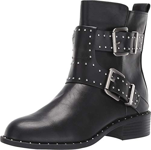 Charles by Charles David Tupper Moto Boot Black Smooth (9)