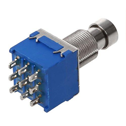 Interruptor de pedal - TOOGOO(R)interruptor de pie de pedal
