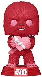 Funko Pop! Star Wars: San Valentín - Cupido Chewbacca