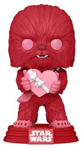Funko- Pop Star Wars: Valentines-Cupid Chewbacca Figurine de Collection, 52871, Multicolour