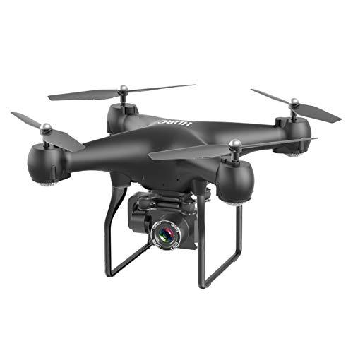 GPS-Drone 5G Wifi FPV-Drone Met 4K 1080P HD-Camera Aan De Voorkant, RC Quadcopter Optische Stroompositionering, Volg Mij, Gebaarfoto's/Video,Black