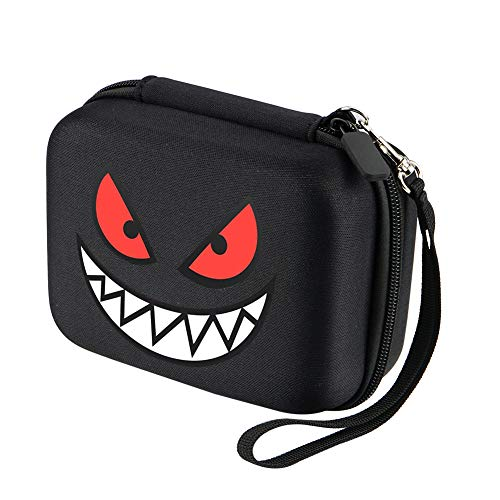 cheap Brappo Pokemon card case with bracelet, up to 500 card holders