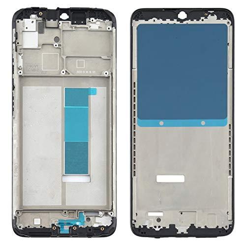 GGAOXINGGAO Pieza de reemplazo de teléfono móvil Placa de Bisel del Marco del LCD de la Carcasa Delantera para for Xiaomi Redmi Note 9 4G Accesorios telefónicos