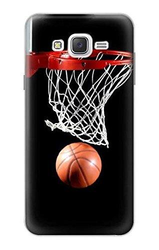 Innovedesire Basketball Hülle Schutzhülle Taschen für Samsung Galaxy J7