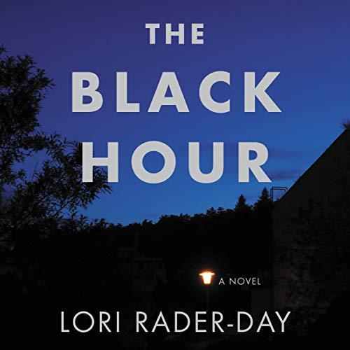 Black Hour audiobook cover art