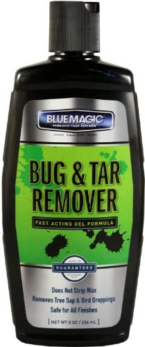 Blue Magic 875 06PK Bug and Tar Remover 8 fl oz Pack of 6 product image