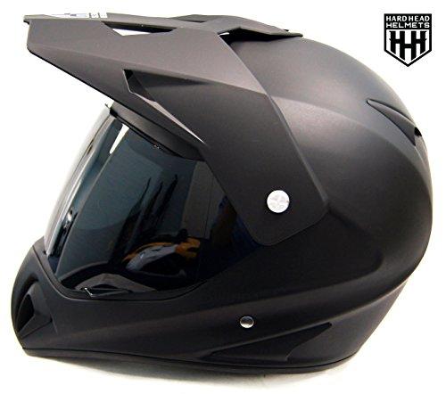 SmartDealsNow - HHH DOT ADULT Helmet for Dirtbike ATV Motocross MX Offroad Motorcyle Street bike...