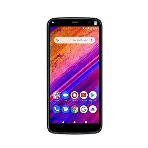 Blu G5 Plus Android Cell Phone 6'' HD Display 32GB Memory/2GB RAM Octa-Core -Black