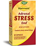 Nature's Way Fatigued to Fantastic! Adrenal Stress End, 60 Count
