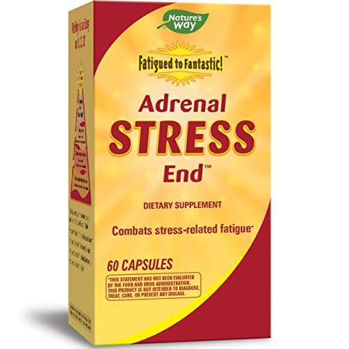 Enzymatische Therapie zu fantastischen Nebenniere Stress-End ermüdet, 60 Kapseln