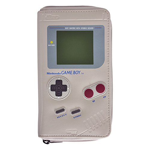 Nintendo – Geldbörse – Gameboy Zipper