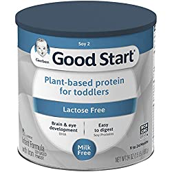 #2. Gerber Good Start Soy Plant-Based Protein for Toddlers