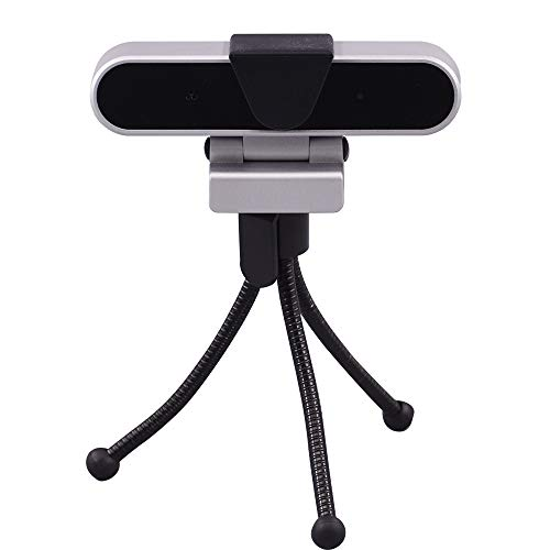 HD Webcam 1080P with Microphone, PC Laptop Desktop USB Webcams, Pro Streaming Computer Camera for Video Calling, Recording, Conferencing, Gaming, Teaching