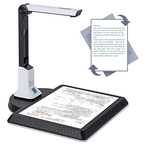 Best Deals! Document Camera for Teachers USB Portable Digital Video Recorder OCR Language Recognitio...