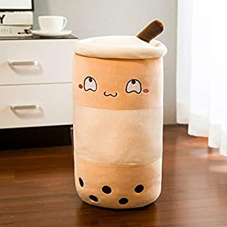 22/50 cm Creatieve leuke bubble tea cup knuffel kussen gevuld voedsel melk thee zachte pop melk thee cup kussen kinderen s...
