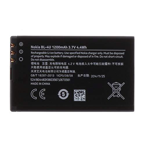 Nokia BL4U Batt New 1200mAh Nero Asha 300