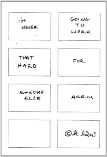 product image for STORY BORED: I'M NEVER GOING TO WORK THAT HARD FOR SOMEONE ELSE AGAIN, And Other Thoughts by Mister Law