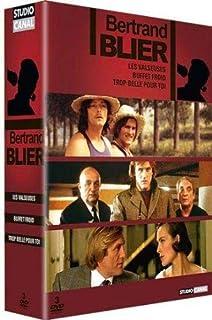 Coffret Bertrand Blier - Les valseuses + Buffet froid + Trop belle pour toi [Francia] [DVD]