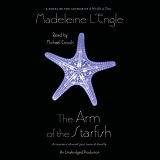The Arm of the Starfish audiobook cover art