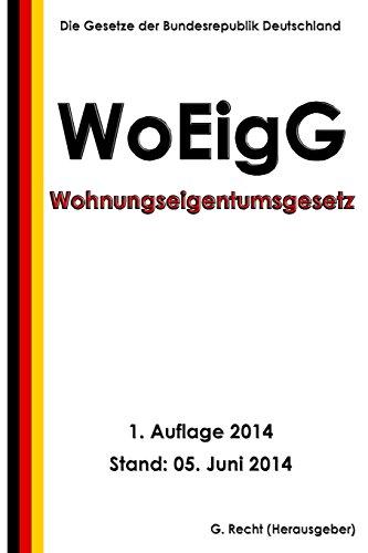Wohnungseigentumsgesetz - WoEigG