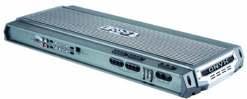 Boss NX3000.4 Onyx 3000 Watt 4-Channel Mosfet Bridgeable Amplifier with Remote