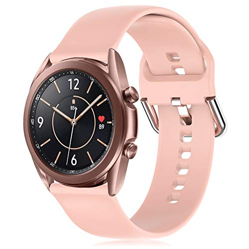 RIOROO 20mm Correa Compatible para Samsung Galaxy Watch 3