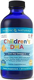 DHA infantil, fresa 8 fl oz (237 ml) - Naturals nórdicos