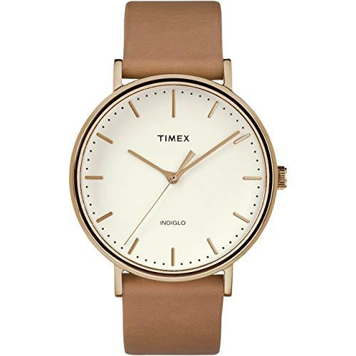 Timex Unisex Fairfield Two-Piece Strap 3-Hand
