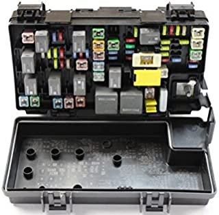 jeep dodge ram 2500 diesel 2008 2009 fuse box tipm totally integrated power  module 68028006ae