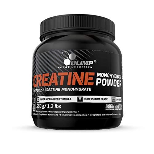 Olimp Creatine Monohydrat Powder , 1er Pack (1 x 550 g Dose), 28382