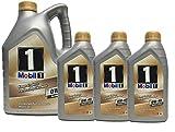 Mobil 1 Aceite Trisintetico Motor FS 0W-40, Pack 8 litros
