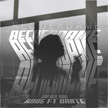 Recuérdame (feat. Dant3)