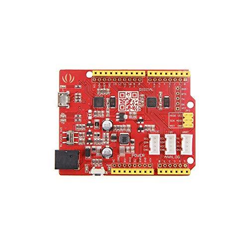 SYLOZ-URG ATMega328P mit ATMega16U2 Grove Stecker 2xI2C + 1xUART Development Board URG