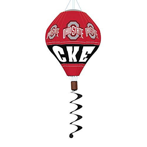 Team Sports America NCAA Ohio State University Stunning Outdoor Balloon Spinner - 12