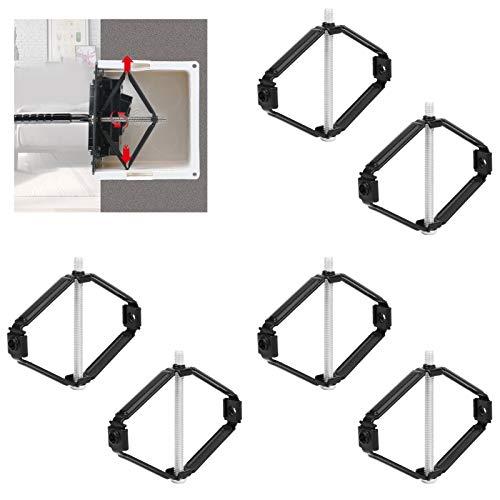 Ferramenta de reparo de caixa de chave de conector de fixação Conector hex 40 par 86 mm Ferramenta de reparo de eletricidade Porca fixa para reparo(Steel frame economy)