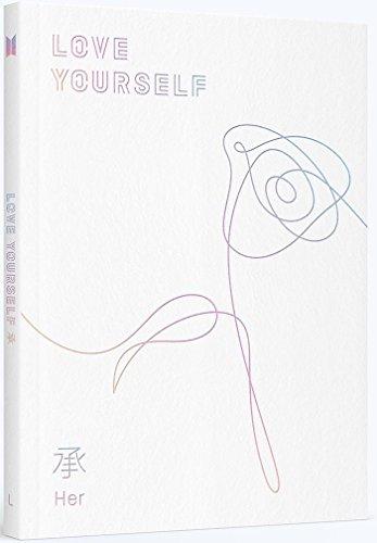 BigHit Bts - Love Yourself 承 [Her] [E Ver.] Cd+Photobook+Photocard+Folded Poster+Free Gift