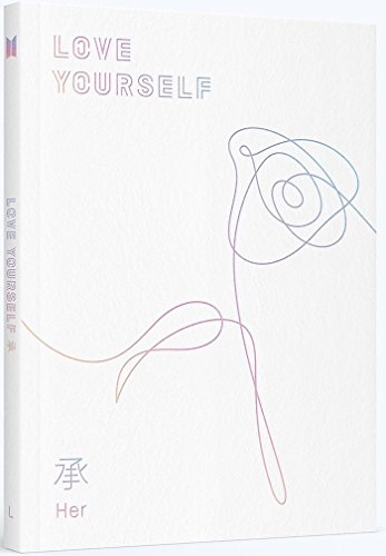 BigHit BTS - Love Yourself 承 [Her] [E Ver.] CD+Photobook+Photocard+Folded Poster