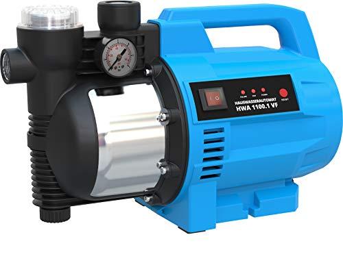 Güde Hauswasserautomat HWA 1100.1 VF Hauswasserwerk Gartenpumpe Wasserpumpe