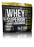 JBN: #1 Whey Superior Protein Powder: Pasture-Based Whey Isolate and Whey Concentrate 75 Servings, Gluten-Free, Non-GMO, 20G of Protein, Delicious Taste, Lean Muscle, Weight-Loss, 3rd Party Tested